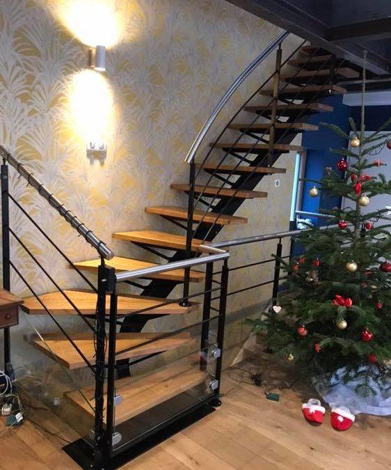 Votre escalier design à Strasbourg