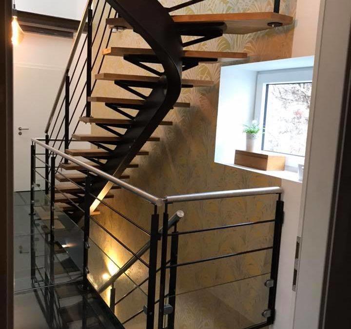 LV Métal, créateur d'escalier dans le Bas-Rhin