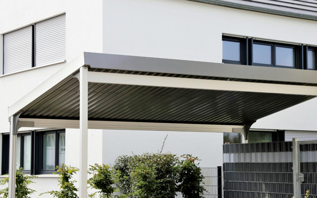 Fabrication sur-mesure de votre pergola métal à Lingolsheim